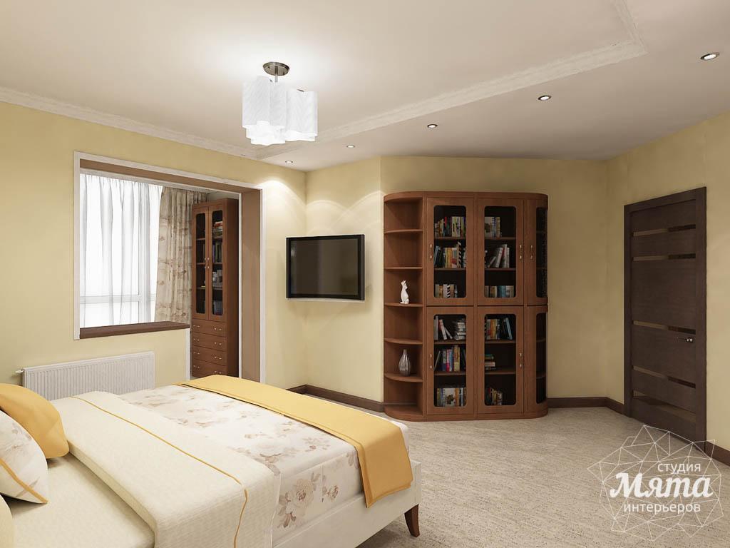 Дизайн интерьера и ремонт трехкомнатной квартиры по ул. Авиационная, 16  img890989697