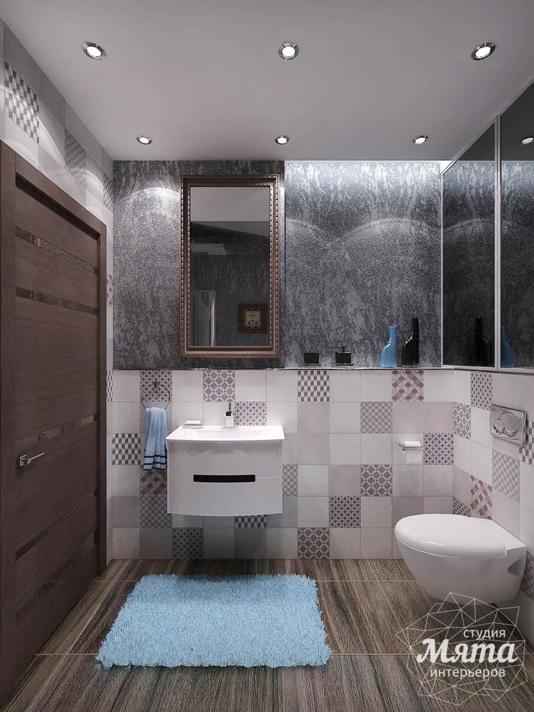 Дизайн интерьера и ремонт трехкомнатной квартиры по ул. Авиационная, 16  img1016200213