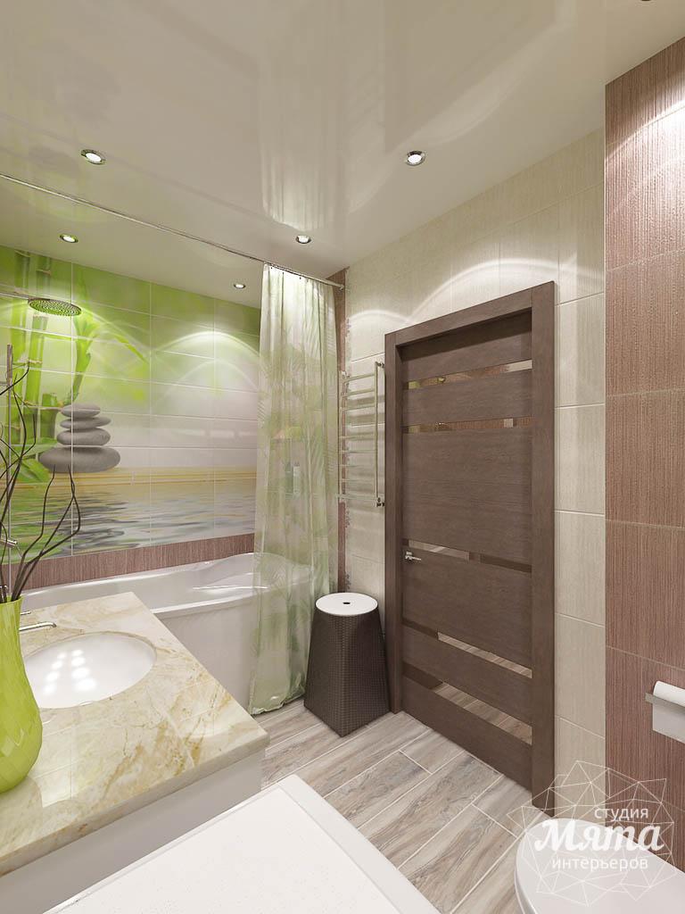 Дизайн интерьера и ремонт трехкомнатной квартиры по ул. Авиационная, 16  img1350141353