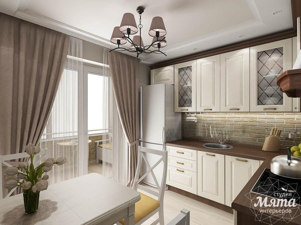 Дизайн интерьера двухкомнатной квартиры по ул. Шаумяна 93 img1660220419