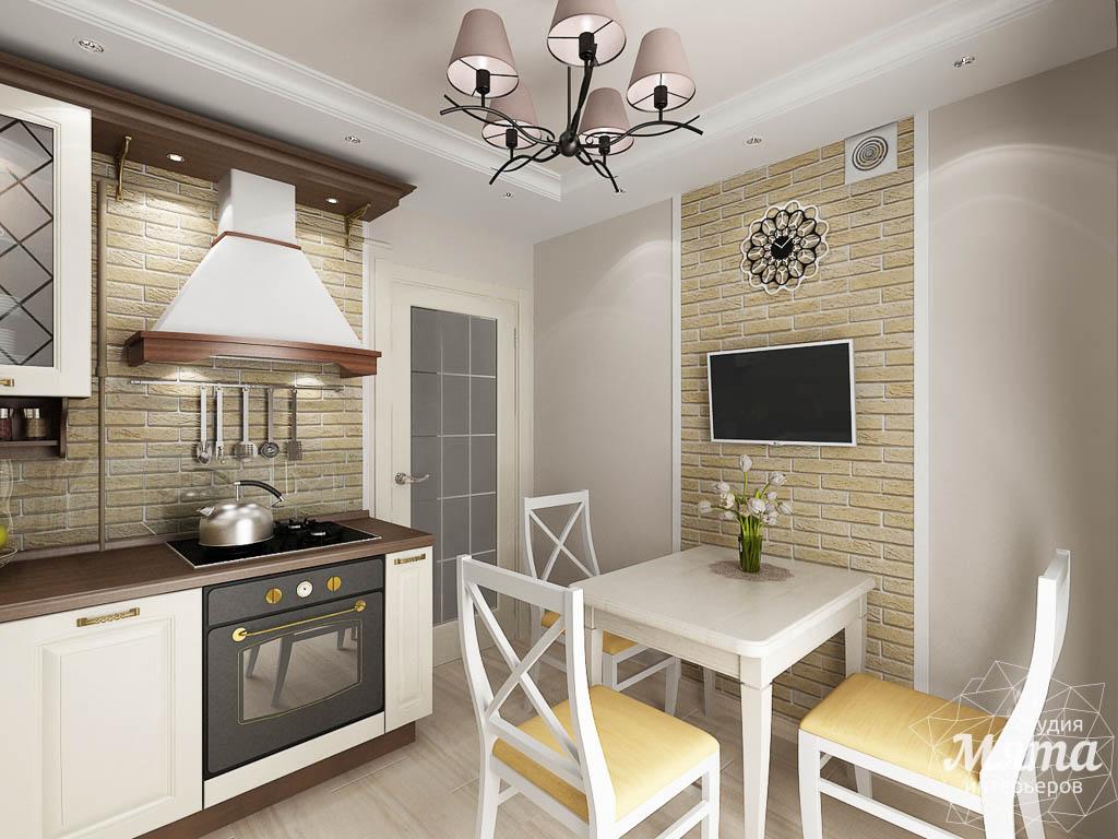Дизайн интерьера двухкомнатной квартиры по ул. Шаумяна 93 img1863100798