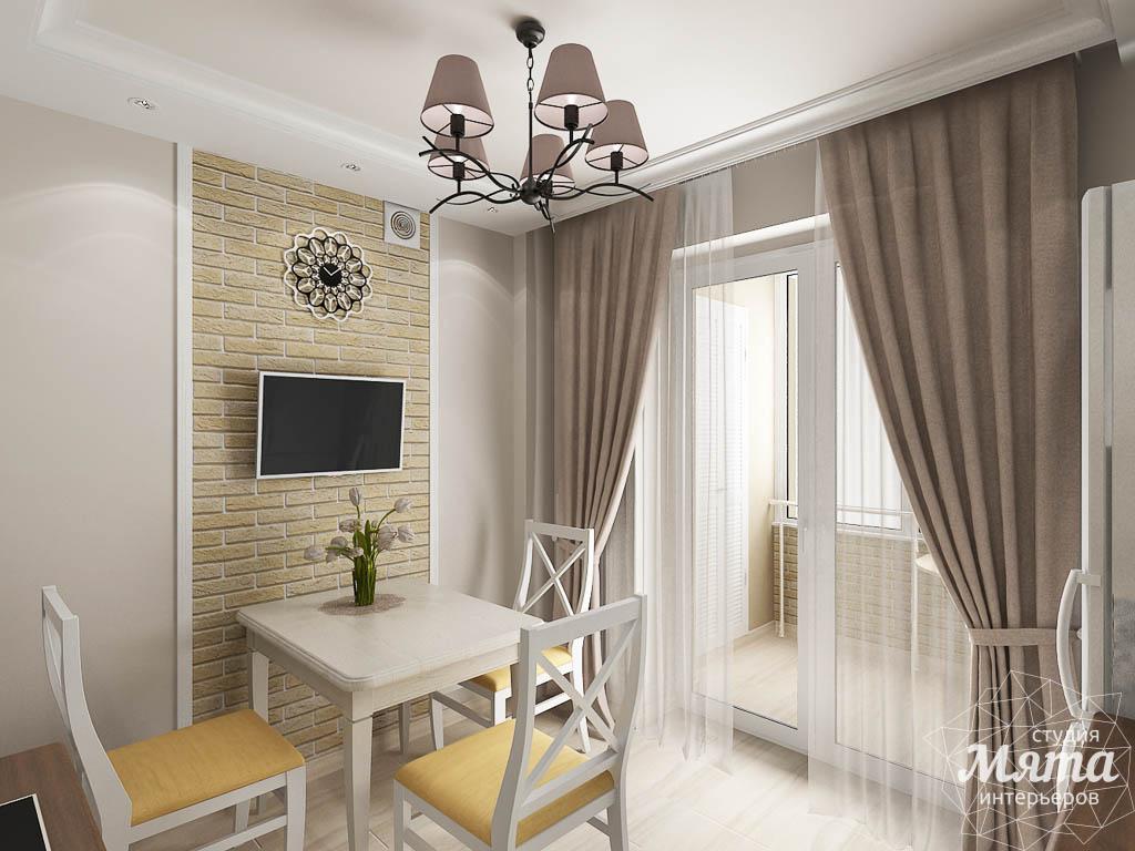 Дизайн интерьера двухкомнатной квартиры по ул. Шаумяна 93 img500210097