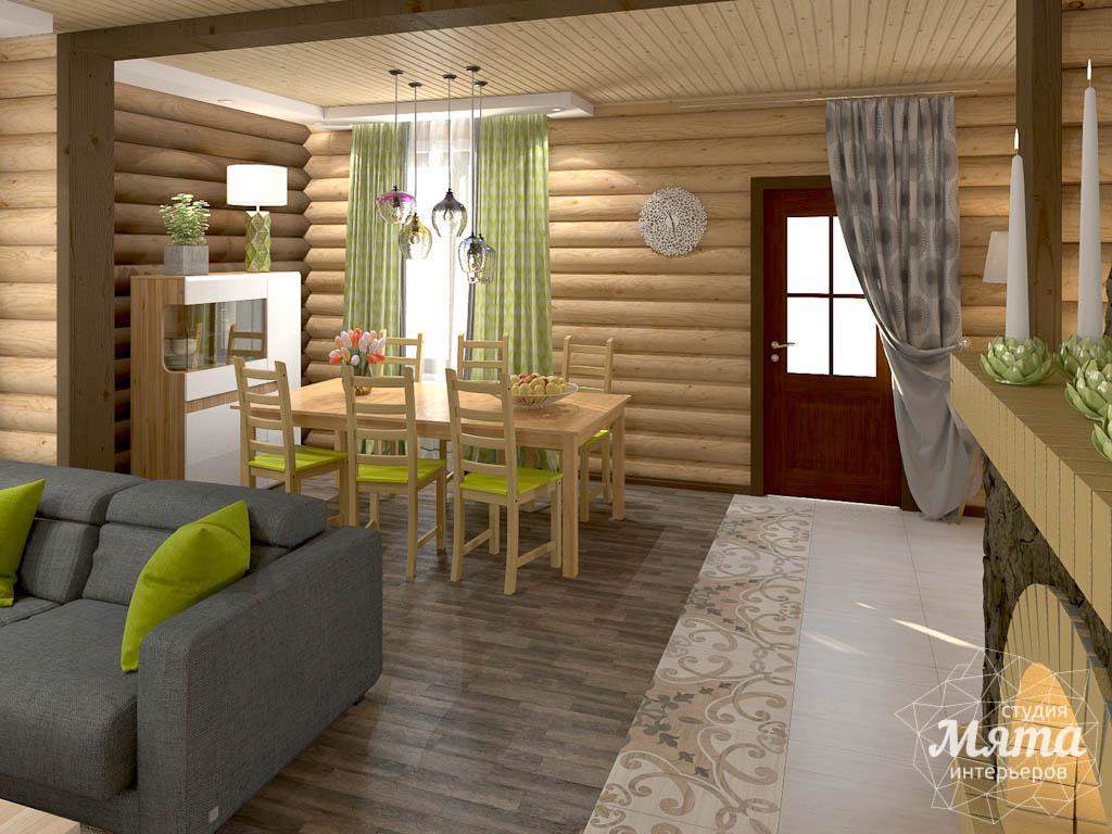 Дизайн интерьера коттеджа в п. В. Сысерть  img1205731912
