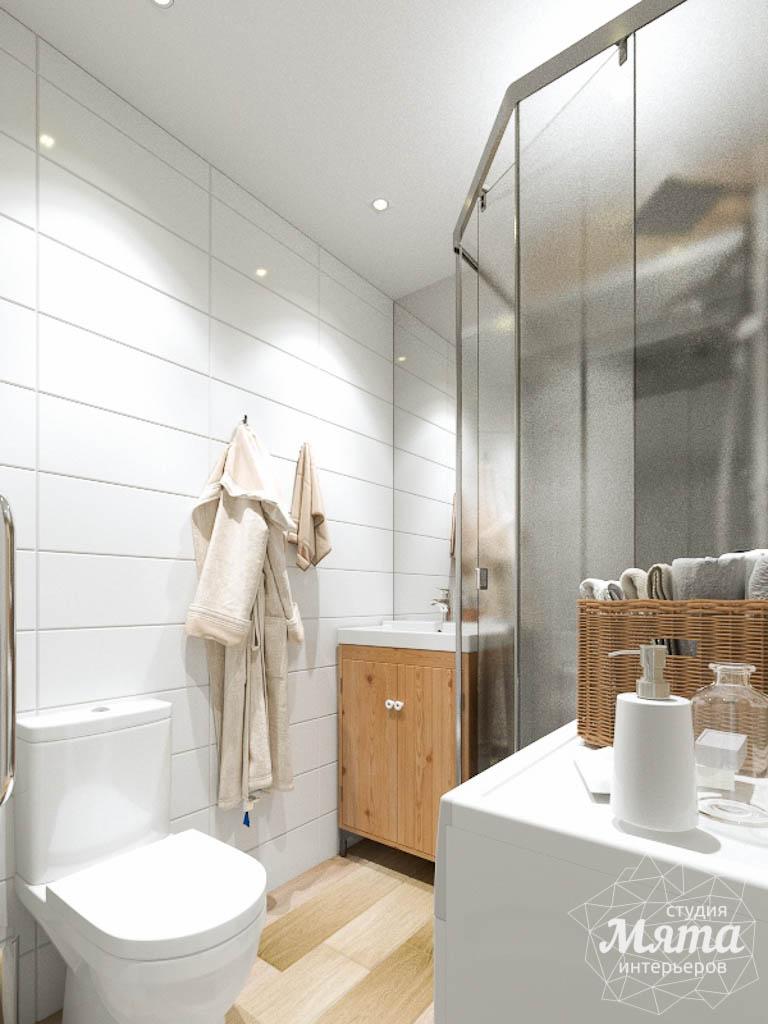 Дизайн интерьера двухкомнатной квартиры по ул. Мира 37а img640338461