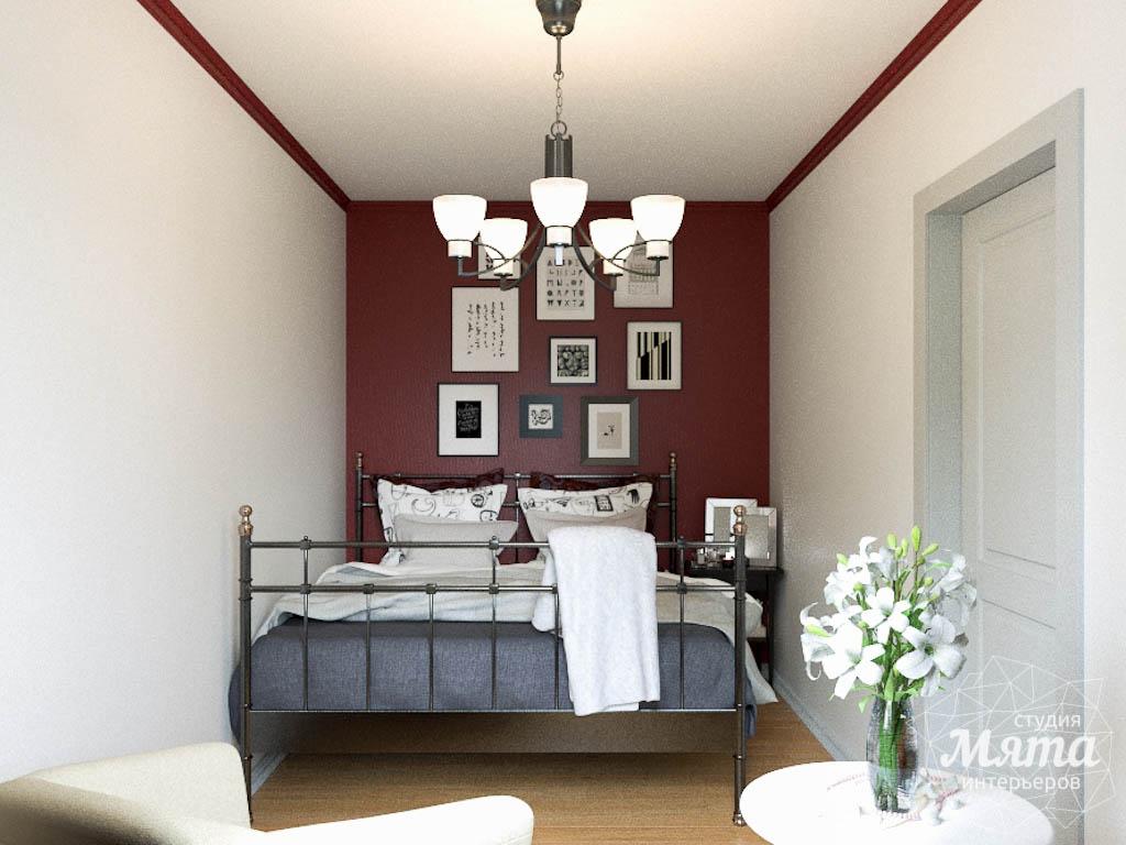 Дизайн интерьера двухкомнатной квартиры по ул. Мира 37а img1892651247