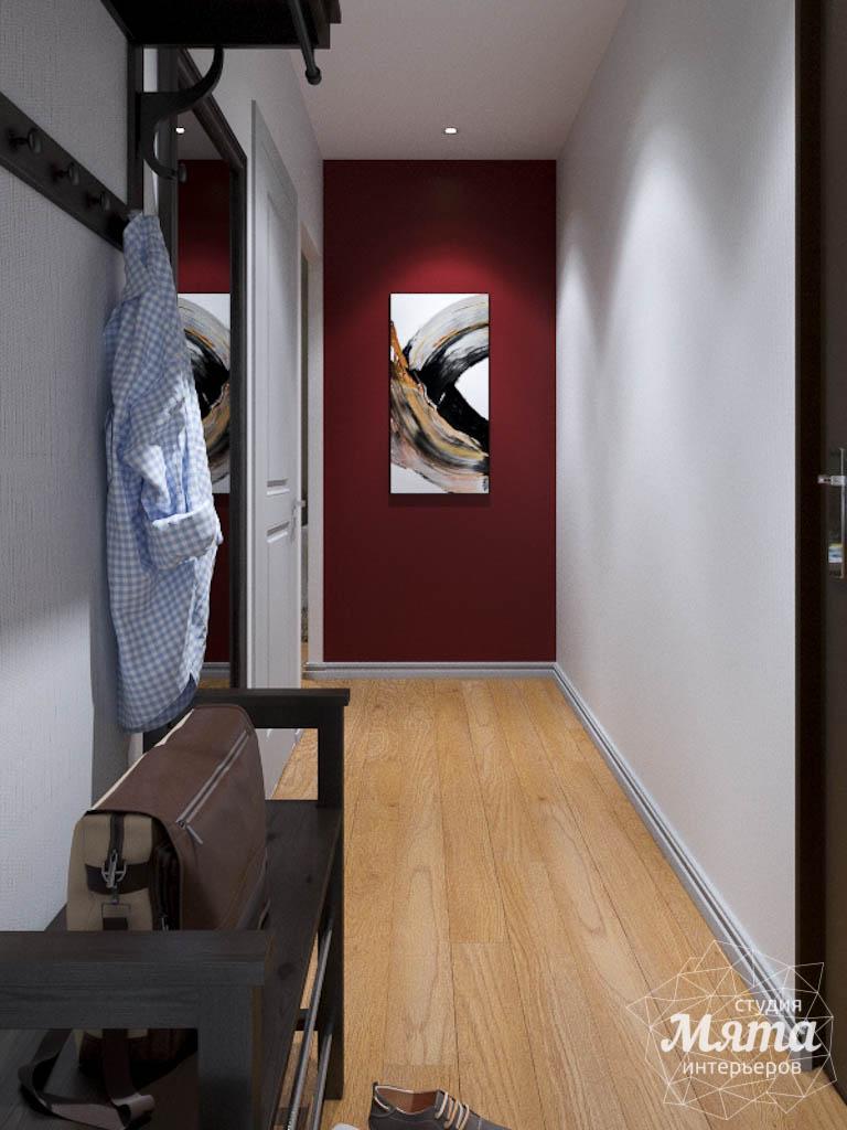Дизайн интерьера двухкомнатной квартиры по ул. Мира 37а img1312058950