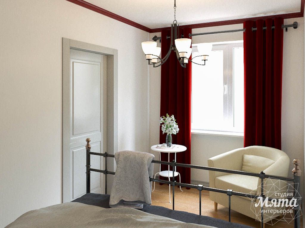 Дизайн интерьера двухкомнатной квартиры по ул. Мира 37а img621853948