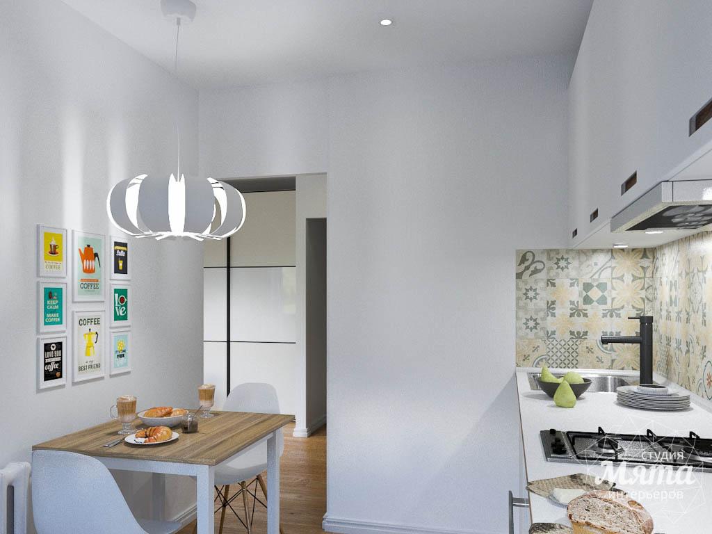 Дизайн интерьера двухкомнатной квартиры по ул. Мира 37а img88869884