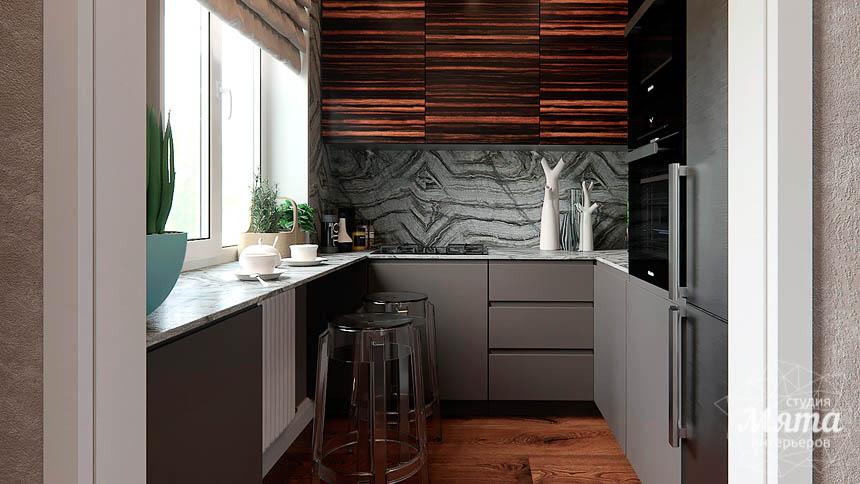 Дизайн интерьера трехкомнатной квартиры по ул. Шейнкмана 88 img57502154