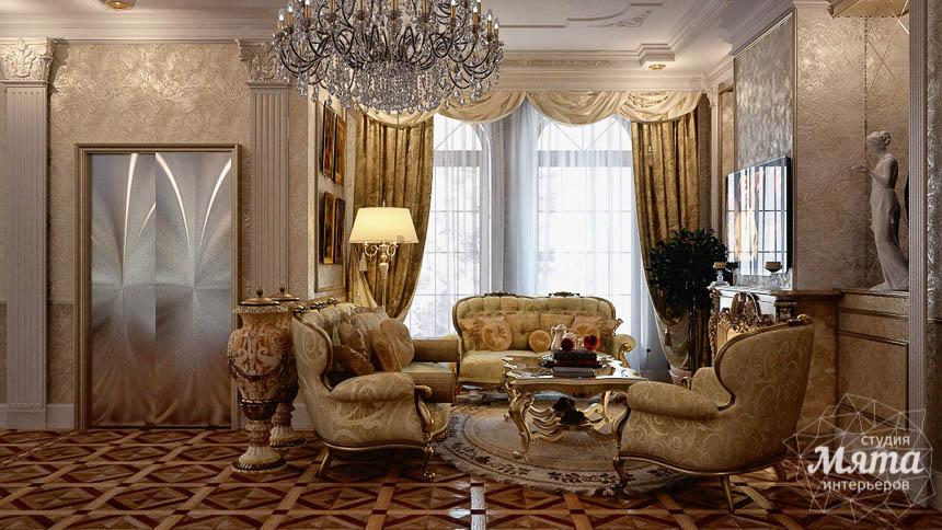 Дизайн интерьера коттеджа в п. Рудный img156922883
