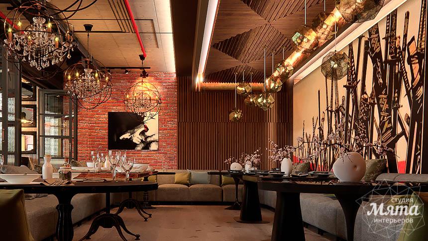 Дизайн интерьера кафе в Сочи  img585588067