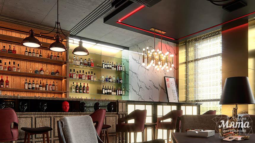 Дизайн интерьера кафе в Сочи  img1803722717