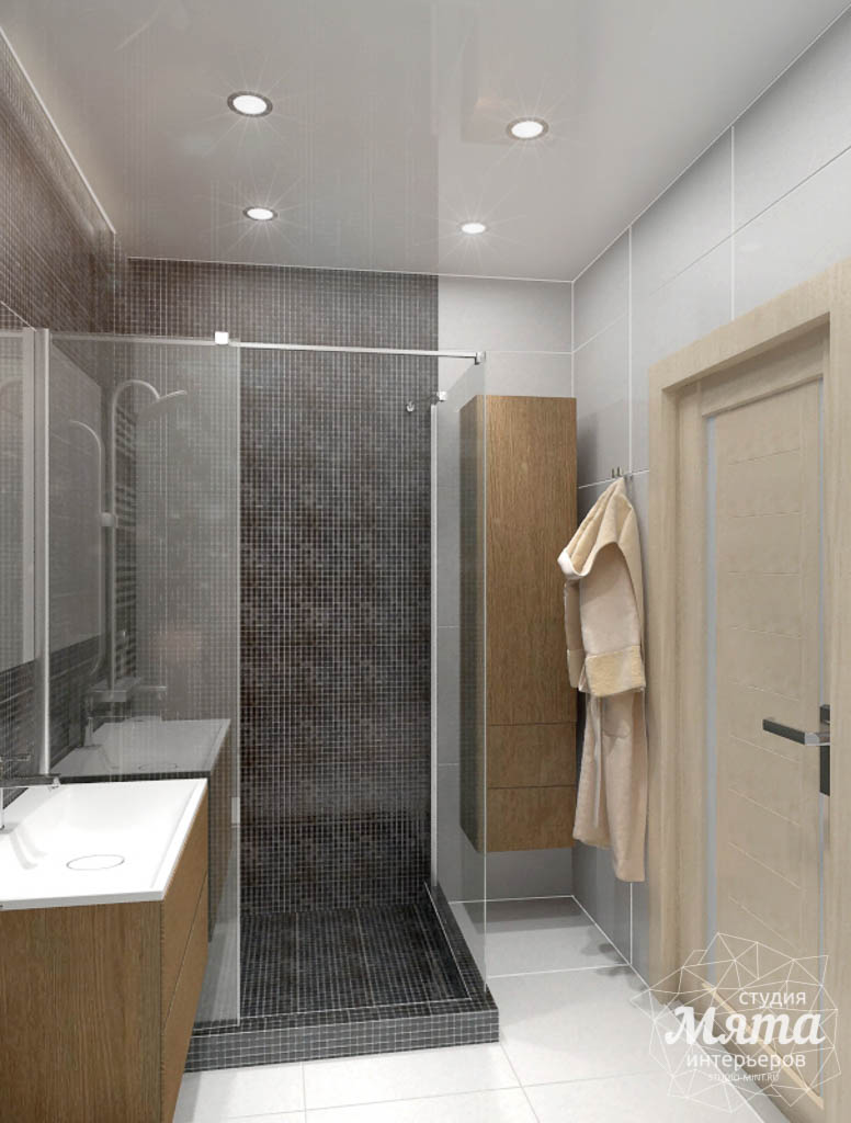 Дизайн интерьера однокомнатной квартиры в ЖК Крылов img123979184