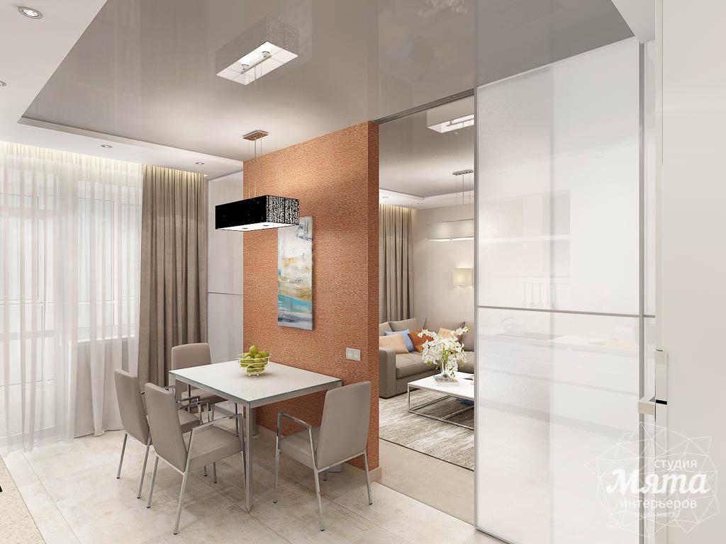 Дизайн интерьера трехкомнатной квартиры по ул. Куйбышева 21 img438035272