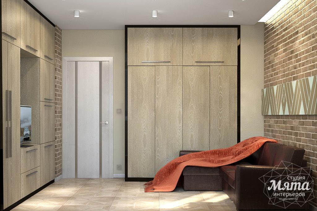 Дизайн интерьера трехкомнатной квартиры по ул. 8 Марта 194 img1496712481