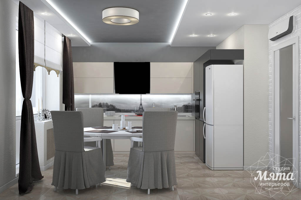 Дизайн интерьера трехкомнатной квартиры по ул. 8 Марта 194 img1446431801
