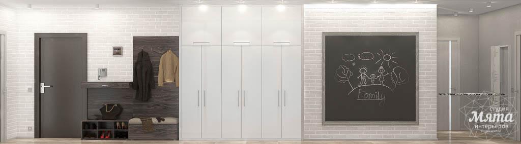 Дизайн интерьера трехкомнатной квартиры по ул. 8 Марта 194 img1109380278