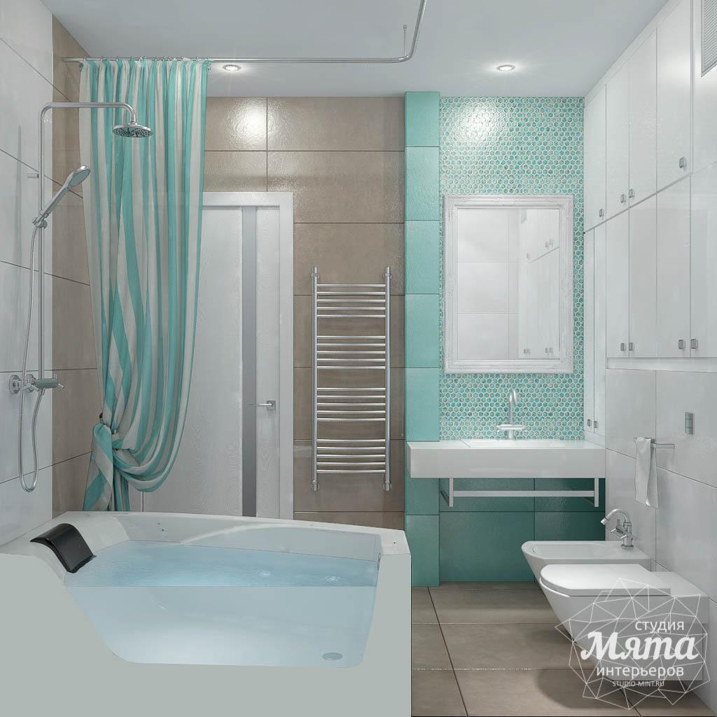 Дизайн интерьера трехкомнатной квартиры по ул. 8 Марта 194 img371814717
