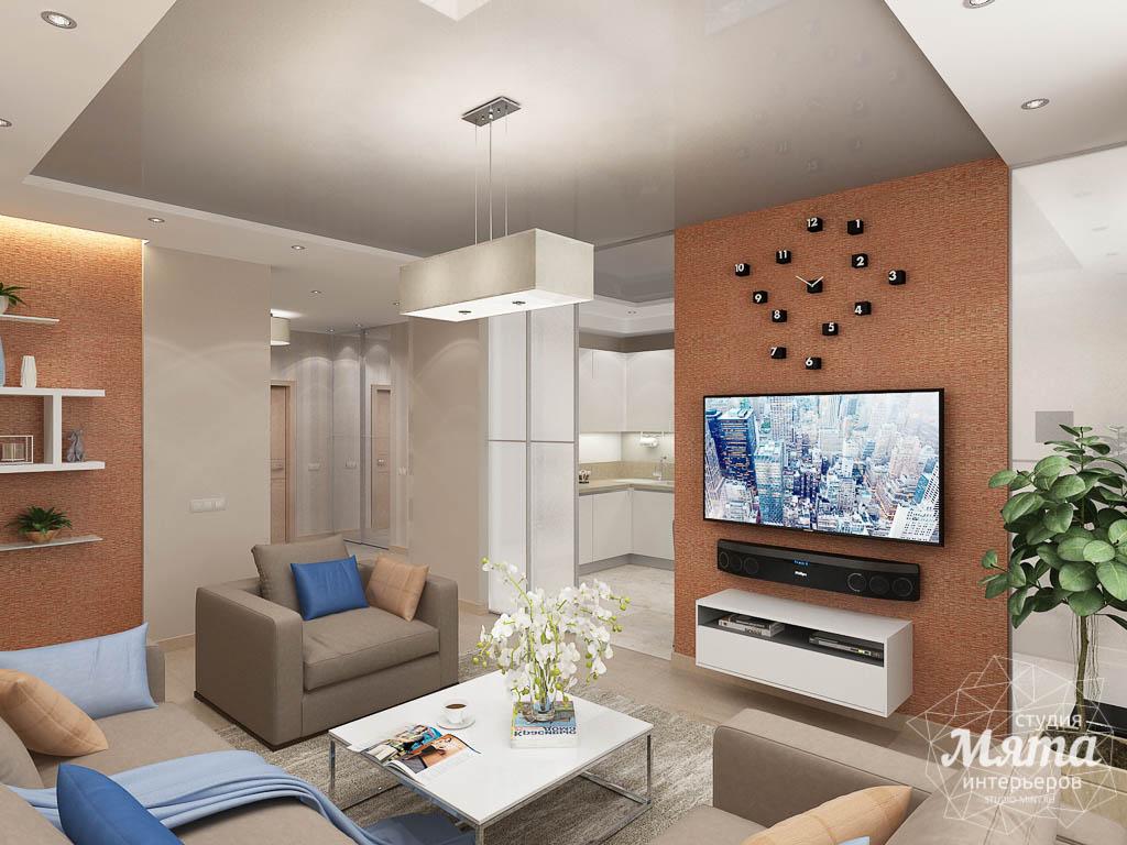 Дизайн интерьера трехкомнатной квартиры по ул. Куйбышева 21 img1507032864