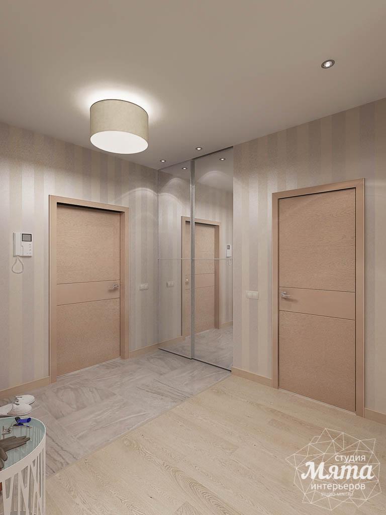 Дизайн интерьера трехкомнатной квартиры по ул. Куйбышева 21 img2078919927