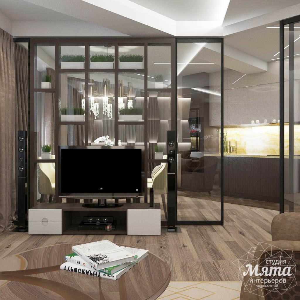 Дизайн интерьера и ремонт трехкомнатной квартиры по ул. Кузнечная 81 img516944036
