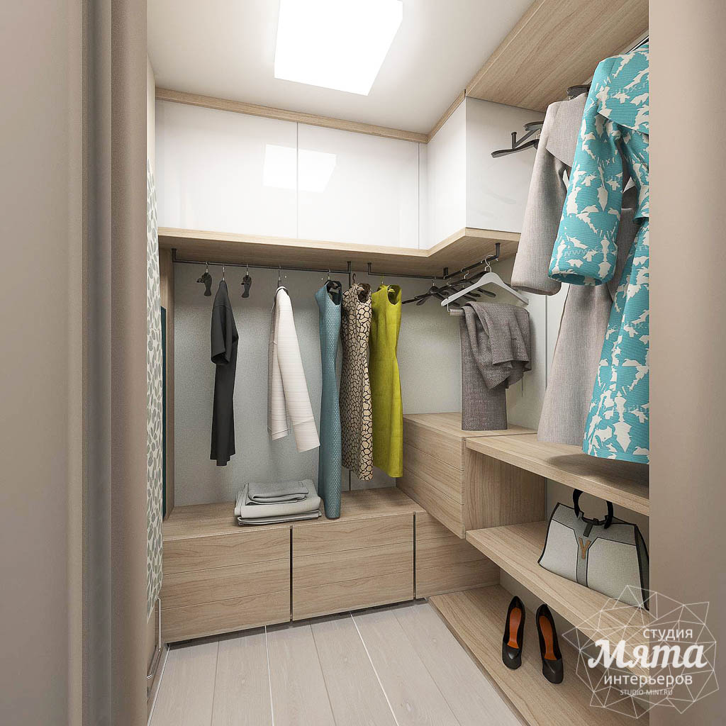 Дизайн интерьера двухкомнатной квартиры в Верхней Пышме по Успенскому проспекту 113Б img1091110687