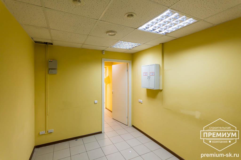 Дизайн интерьера и ремонт офиса по ул. Шаумяна 93 22