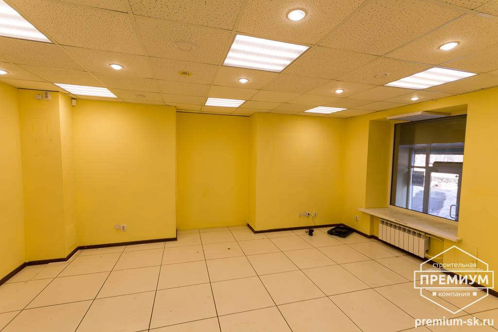Дизайн интерьера и ремонт офиса по ул. Шаумяна 93 24