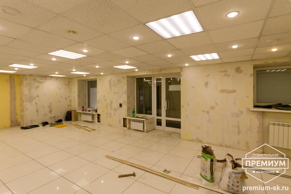 Дизайн интерьера и ремонт офиса по ул. Шаумяна 93 28
