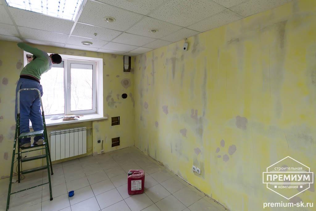 Дизайн интерьера и ремонт офиса по ул. Шаумяна 93 32