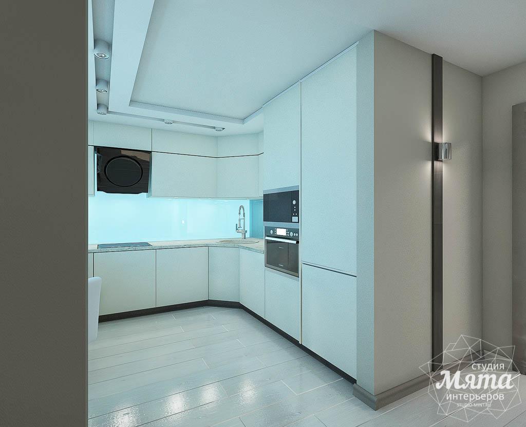 Дизайн интерьера двухкомнатной квартиры в Верхней Пышме по Успенскому проспекту 113Б img2058183564