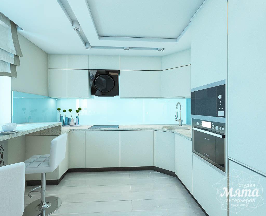 Дизайн интерьера двухкомнатной квартиры в Верхней Пышме по Успенскому проспекту 113Б img770860321