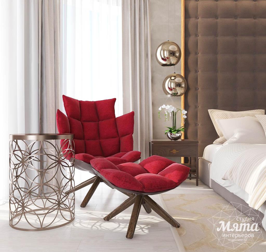 Дизайн интерьера трехкомнатной квартиры по ул. Фурманова 124 img1992858108