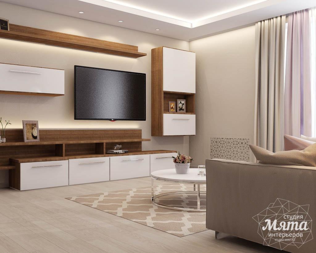 Дизайн интерьера трехкомнатной квартиры по ул. Фурманова 124 img514913401