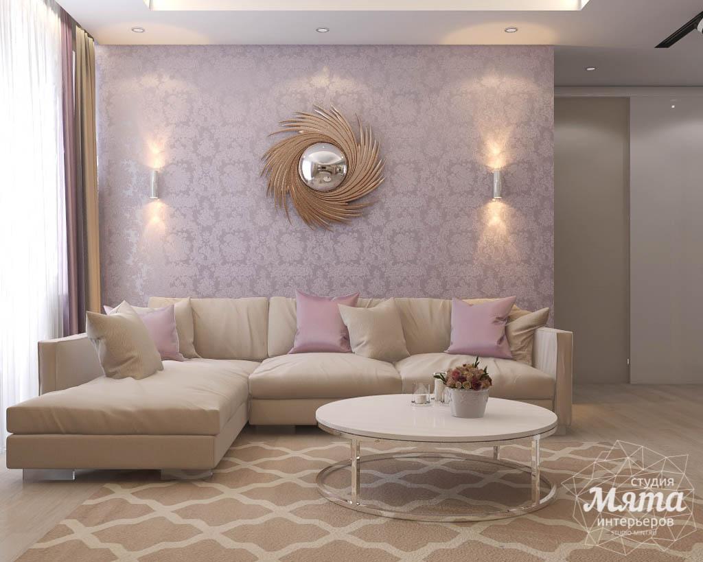 Дизайн интерьера трехкомнатной квартиры по ул. Фурманова 124 img1511961076