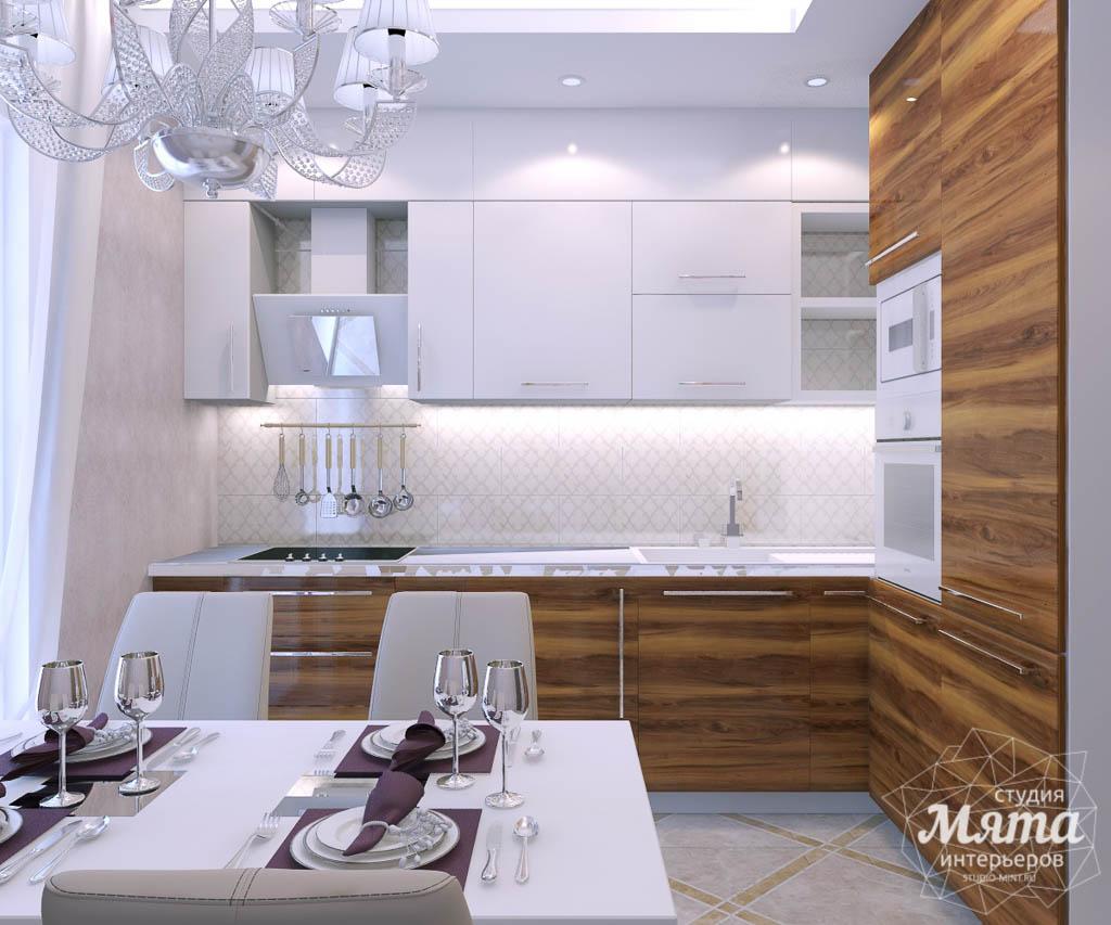 Дизайн интерьера трехкомнатной квартиры по ул. Фурманова 124 img1870211004