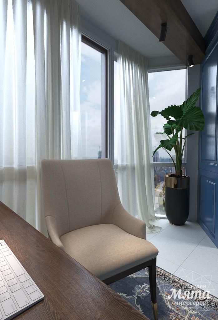 Дизайн интерьера трехкомнатной квартиры по ул. Фурманова 124 img1546493756