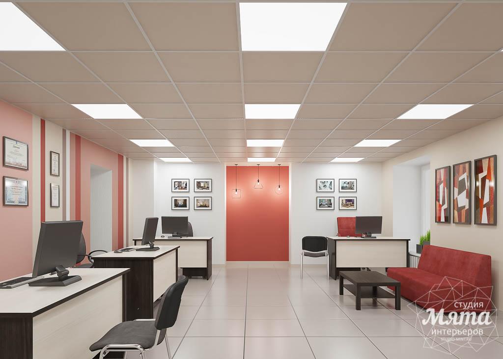 Дизайн интерьера и ремонт офиса по ул. Шаумяна 93 img453177863