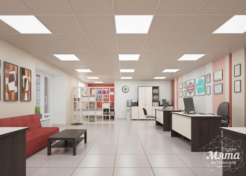 Дизайн интерьера и ремонт офиса по ул. Шаумяна 93 img1944148907