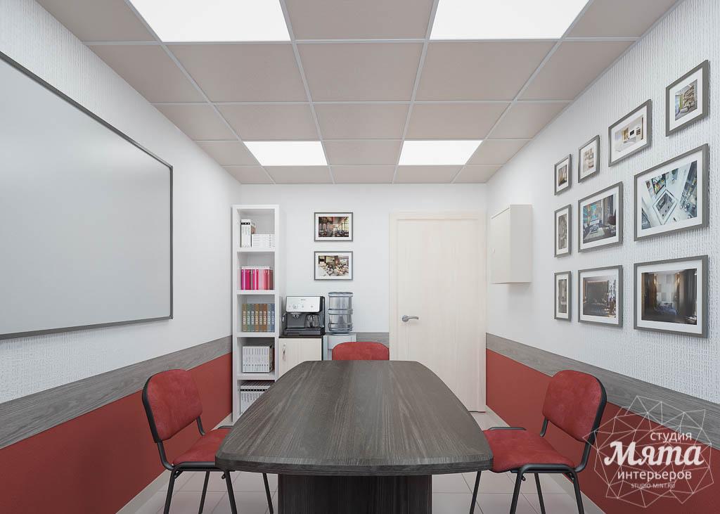 Дизайн интерьера и ремонт офиса по ул. Шаумяна 93 img2006682765