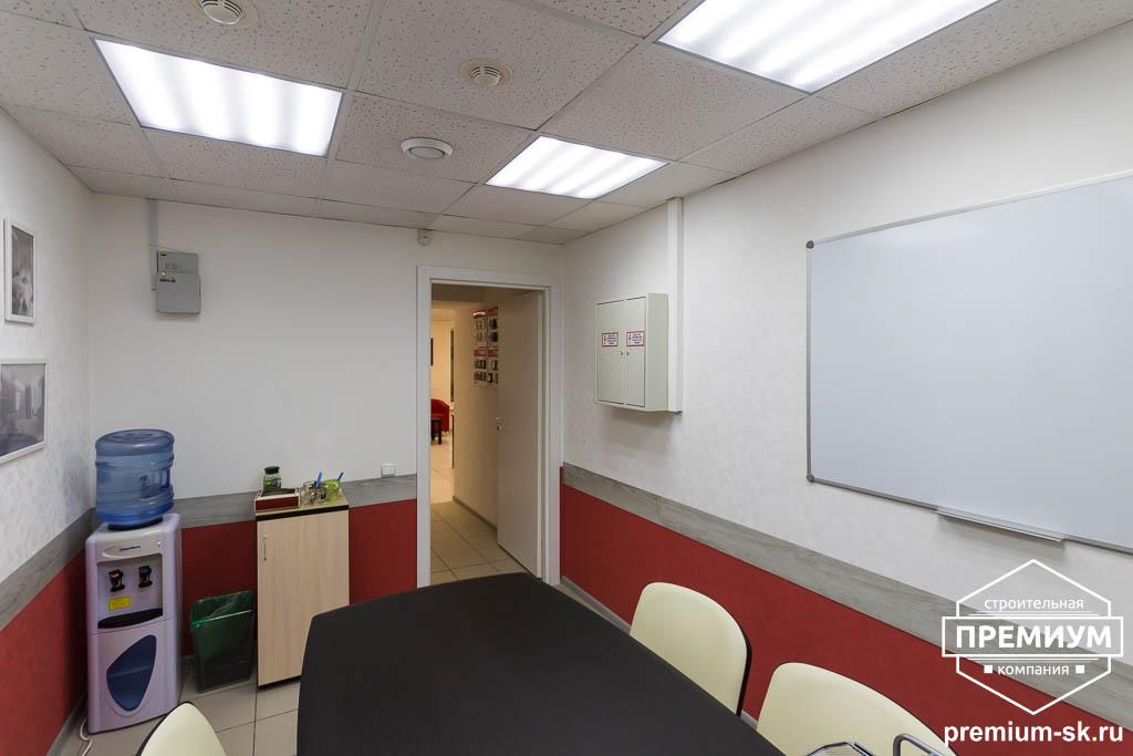 Дизайн интерьера и ремонт офиса по ул. Шаумяна 93 13