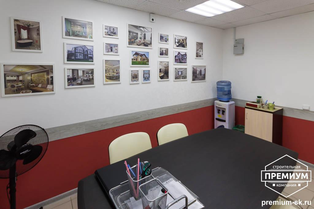 Дизайн интерьера и ремонт офиса по ул. Шаумяна 93 14