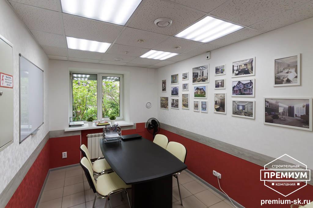 Дизайн интерьера и ремонт офиса по ул. Шаумяна 93 15