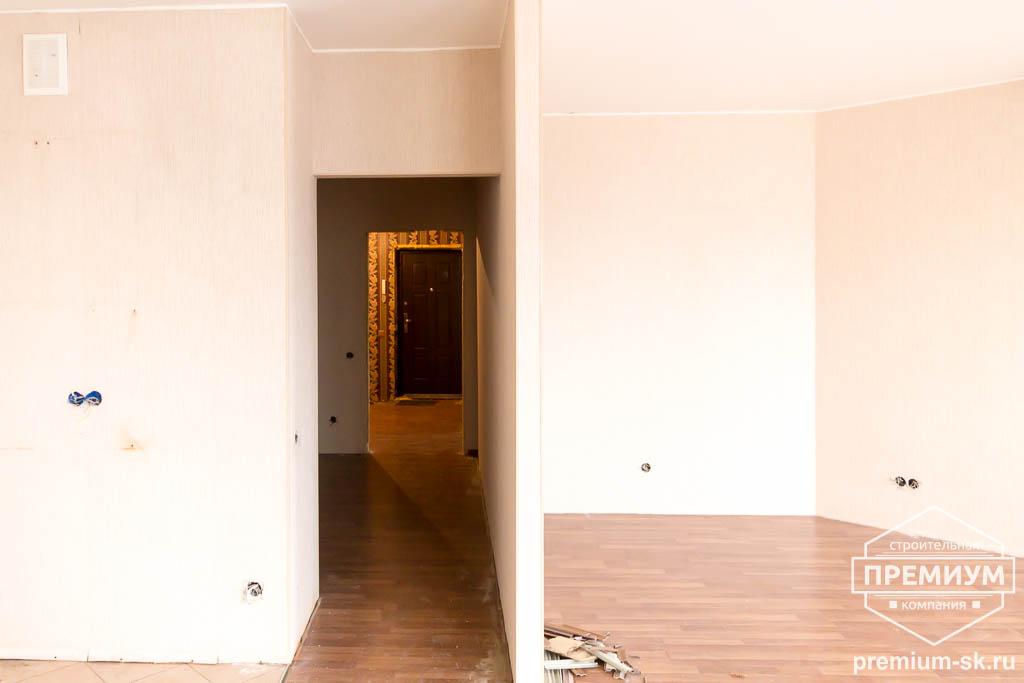 Дизайн интерьера и ремонт трехкомнатной квартиры по ул. Кузнечная 81 22