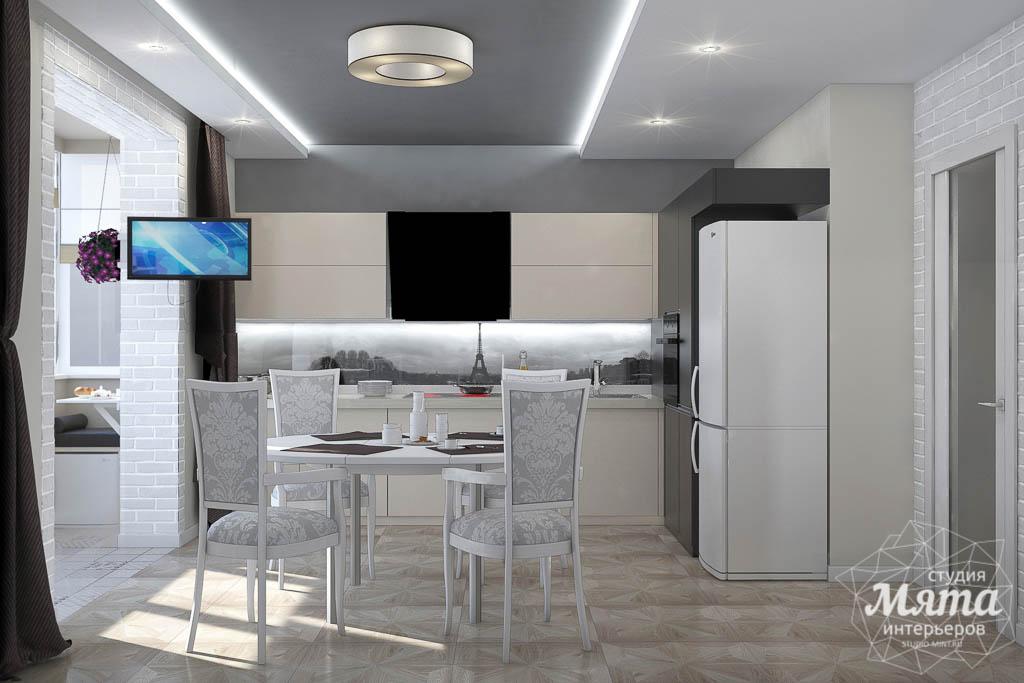Дизайн интерьера трехкомнатной квартиры по ул. 8 Марта 194 img1975243345