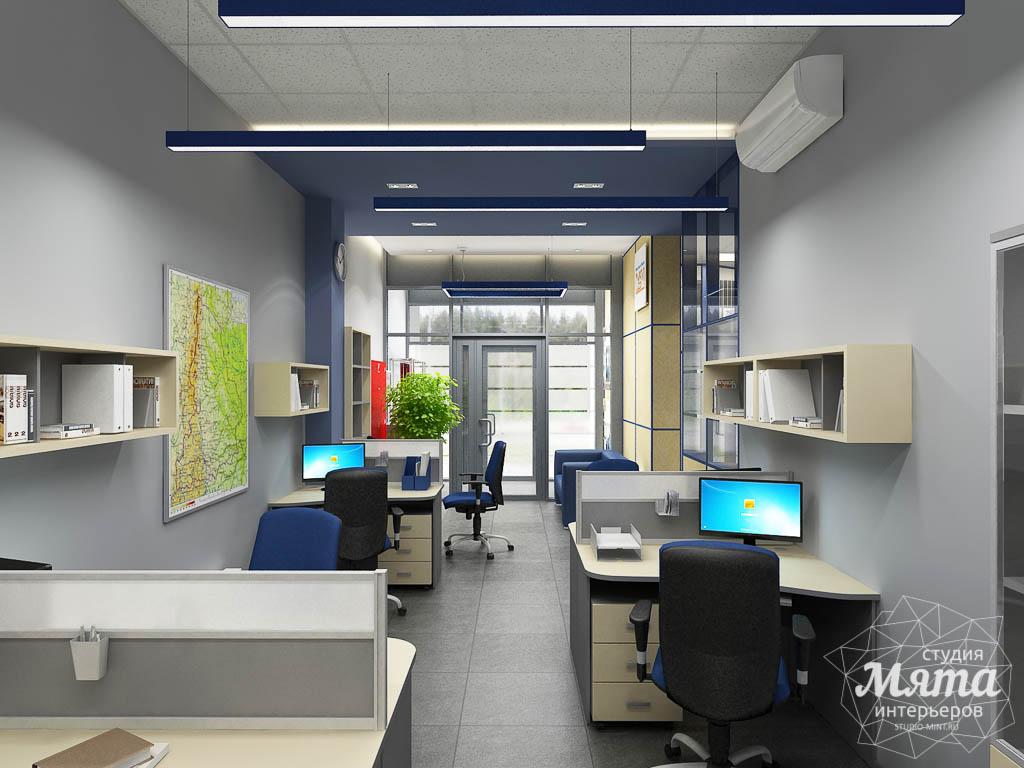 Дизайн интерьера офиса по ул. Чкалова 231 img1427767913