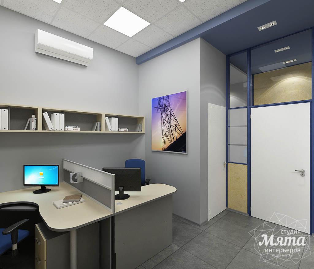 Дизайн интерьера офиса по ул. Чкалова 231 img1144335251