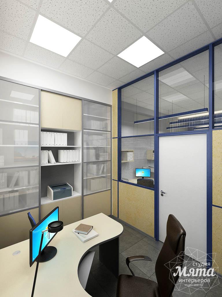 Дизайн интерьера офиса по ул. Чкалова 231 img1884696208