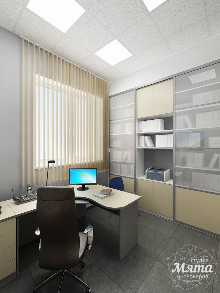 Дизайн интерьера офиса по ул. Чкалова 231 img924433492