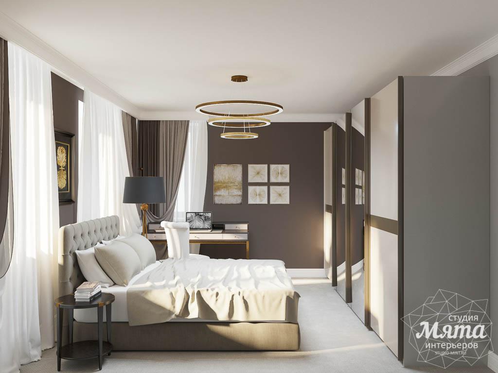Дизайн интерьера спальни в ЖК Малевич img565029538